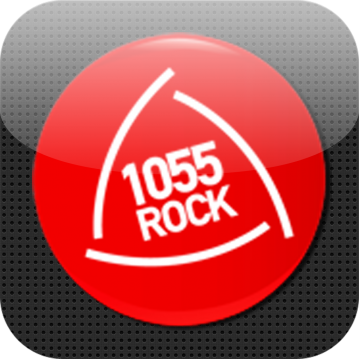 1055 Rock Thessaloniki για iPhone