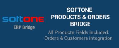 Γέφυρα Διασύνδεσης SoftOne ERP με CS-Cart