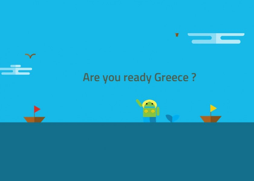 DROIDCON GREECE: THESSALONIKI