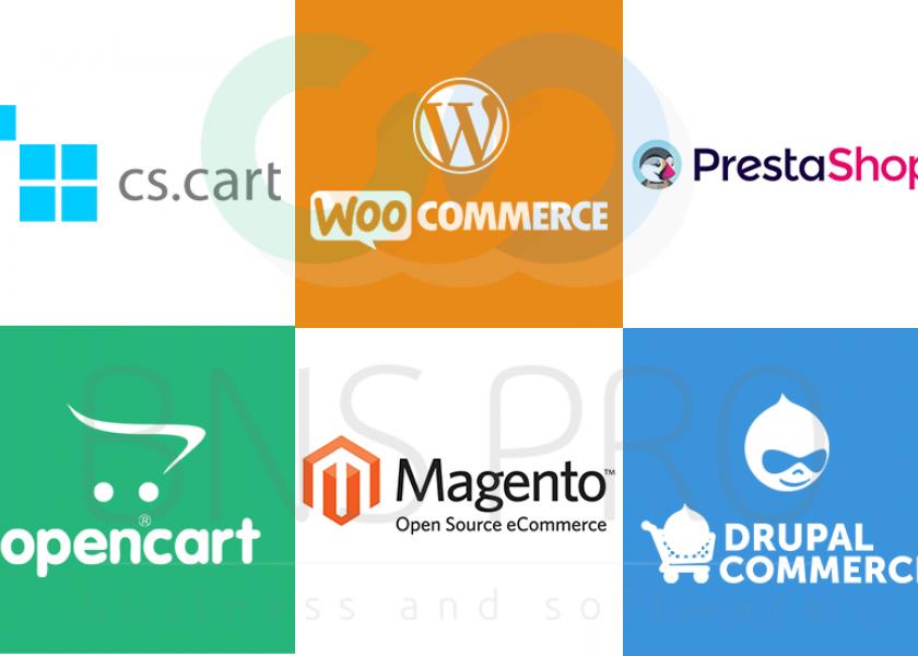 eCommerce Open Source Scripts