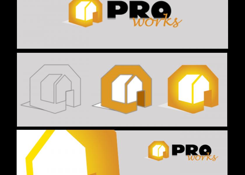 Λογότυπο για την Pro-works