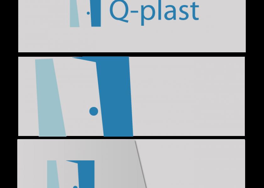Λογότυπο για την Q-plast